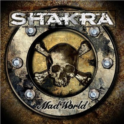 Shakra - Mad World (Digipack)