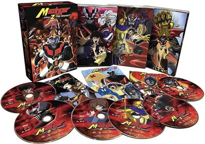 Mazinger edition Z - The Impact! - Serie Completa (6 DVDs)