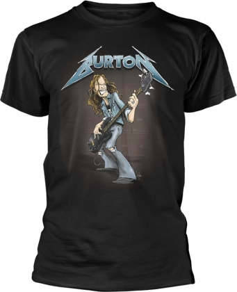 Metallica - Cliff Burton Squindo Stack