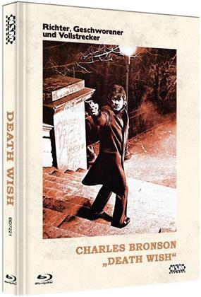 Death Wish (1974) (Cover D, Limited Edition, Mediabook, Uncut)