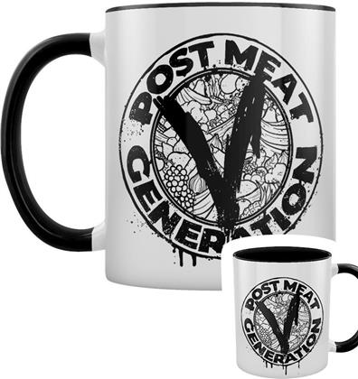 Post Meat Generation - Black Inner 2-Tone Mug