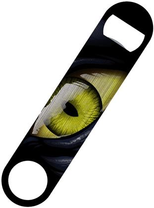 Reptilian Eye - Bar Blade Bottle Opener