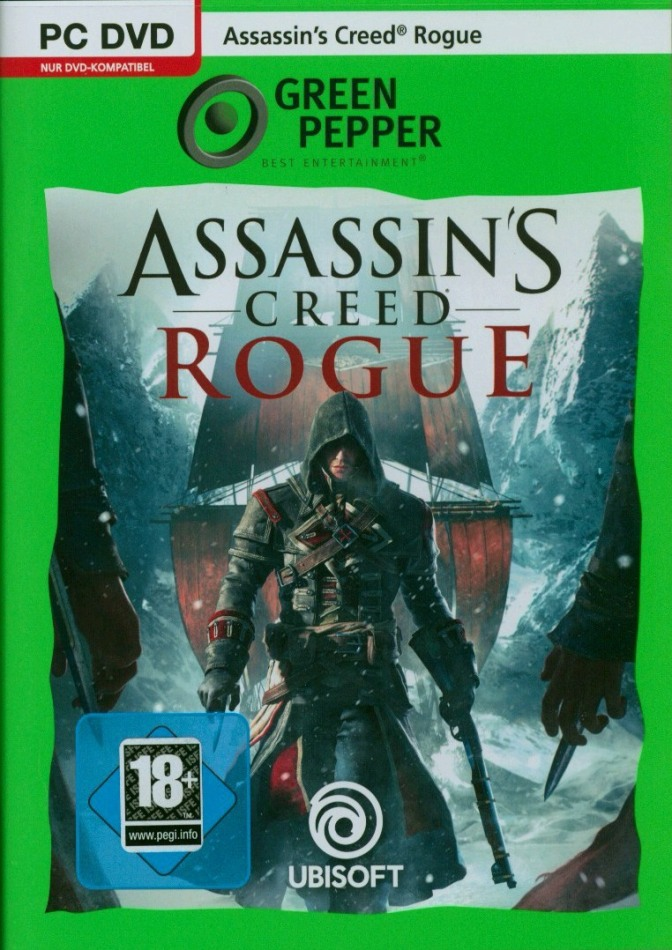 Green Pepper - Assassin's Creed Rogue