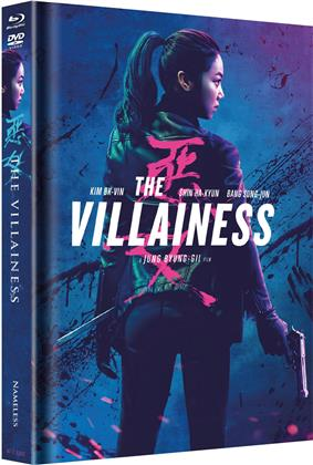 The Villainess (2017) (Cover B, Edizione Limitata, Mediabook, Blu-ray + DVD)