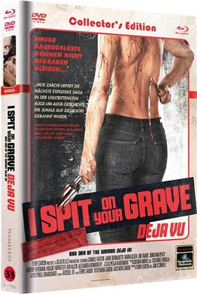 I Spit On Your Grave: Deja Vu (2019) (Cover C, Limited Edition, Mediabook, Blu-ray + DVD)