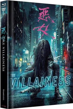 The Villainess (2017) (Cover A, Edizione Limitata, Mediabook, Blu-ray + DVD)
