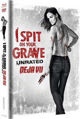 I Spit On Your Grave: Deja Vu (2019) (Cover D, Limited Edition, Mediabook, Blu-ray + DVD)