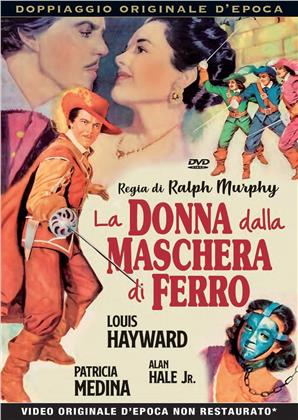 La donna dalla maschera di ferro (1952) (Doppiaggio Originale D'epoca, Rare Movies Collection, n/b)