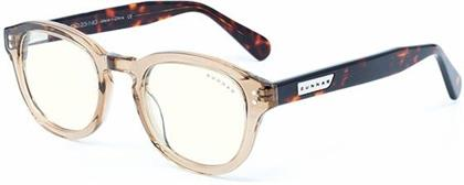 Gunnar - Emery - rose/tortoise - Clear Glas