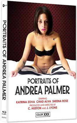 Portraits of Andrea Palmer (2018) (Cover B, Limited Edition, Mediabook, Blu-ray + DVD)