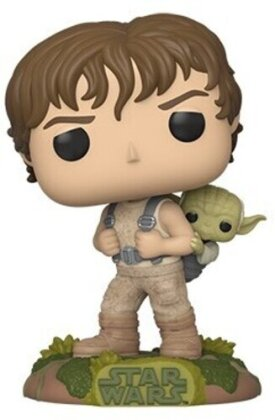 Funko Pop! Star Wars: - Star Wars - Training Luke With Yoda