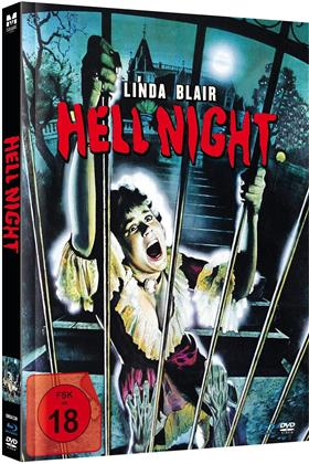 Hell Night (1981) (Mediabook, Blu-ray + DVD)