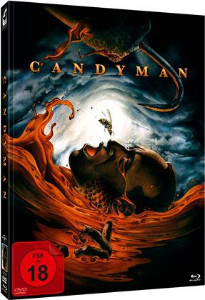 Candyman (1992) (Cover A, Limited Edition, Mediabook, Blu-ray + DVD)