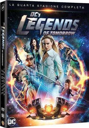 DC's Legends of Tomorrow - Stagione 4 (3 DVDs)