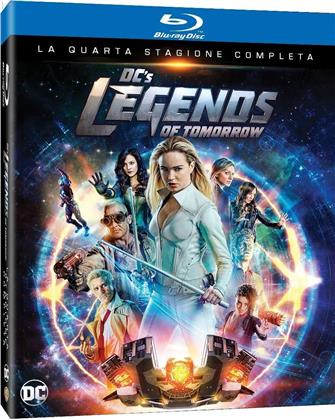 DC's Legends of Tomorrow - Stagione 4 (2 Blu-rays)
