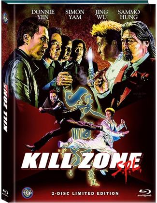 Kill Zone SPL (2005) (Cover C, Limited Edition, Mediabook, Blu-ray + DVD)