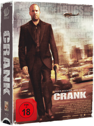 Crank (2006) (Tape Edition, Extended Edition, Limited Edition)