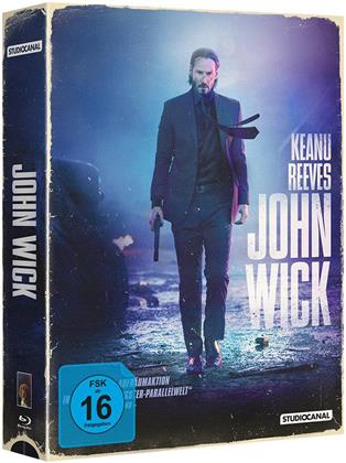 John Wick (2014) (Tape Edition, Limited Edition)