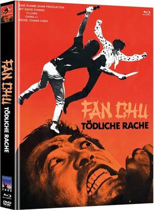 Fan Chu - Tödliche Rache (1971) (Limited Edition, Mediabook, Blu-ray + DVD)