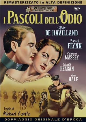 I pascoli dell'odio (1940) (Western Classic Collection, HD Remastered, Doppiaggio Originale D'epoca, n/b)