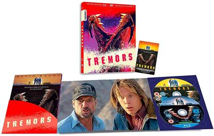 Tremors (1990) (I Numeri 1, Limited Edition, Blu-ray + DVD)