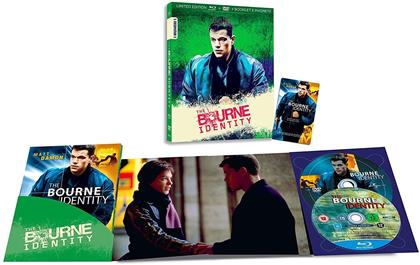 The Bourne Identity (2002) (I Numeri 1, Edizione Limitata, Blu-ray + DVD)