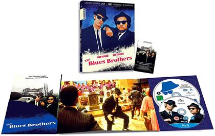 The Blues Brothers (1980) (I Numeri 1, Papersleeve Limited Edition, Edizione Limitata, Blu-ray + DVD)